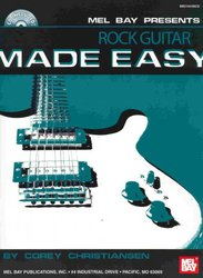 Made Easy - Rock Guitar + CD / kytara + tabulatura