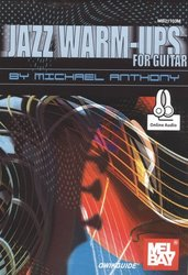 Jazz Warm-Ups for Guitar + Audio Online / kytara + tabulatura
