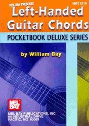 LEFT-HANDED GUITAR CHORDS - POCKETBOOK DELUXE - Akordy pro levoruké  kytaristy 2499ef382bc