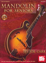 MANDOLIN FOR SENIORS + CD