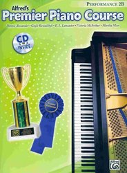 Premier Piano Course 2B - Performance + CD