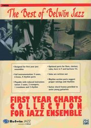 ALFRED PUBLISHING CO.,INC. The Best of Belwin Jazz - First Year Charts Collection for Jazz