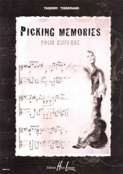 PICKING MEMORIES by Thierry Tisserand - kytara + tabulatura