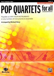 POP QUARTETS FOR ALL (Revised and Updated) piano/conductor/hoboj