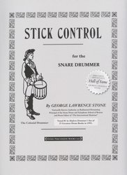 STICK CONTROL for the Snare Drummer / Škola hry na malý buben