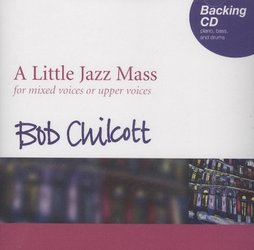 A LITTLE JAZZ MASS - CD s doprovodem