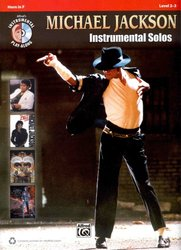 Michael Jackson - Instrumental Solos + CD / lesní roh (horn in F)