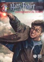 ALFRED PUBLISHING CO.,INC. HARRY POTTER: Complete Film Series -  Instrumental Solos + CD /