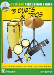 15 DUETS & TRIOS FOR PERCUSSION