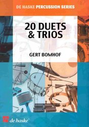 20 DUETS & TRIOS FOR PERCUSSION