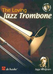 Hal Leonard MGB Distribution THE LOVING JAZZ TROMBONE + CD