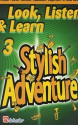 LOOK, LISTEN & LEARN 3 - STYLISH ADVENTURE / trumpeta