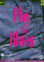 PLAY THE BLUES + CD    Bb instruments duets