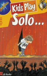 Hal Leonard MGB Distribution KIDS PLAY SOLO ...  + CD / příčná flétna