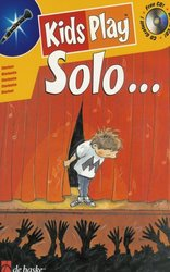 Hal Leonard MGB Distribution KIDS PLAY SOLO ...  + CD / klarinet