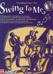 SWING TO ME + CD / trombone duets