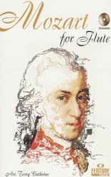 Hal Leonard MGB Distribution MOZART FOR FLUTE + CD