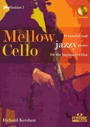 MELLOW CELLO + CD / violoncello (first position) + klavír