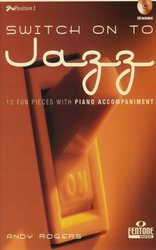 SWITCH ON TO JAZZ + CD / klarinet a piano