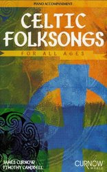 CELTIC FOLKSONGS FOR ALL AGES klavírní doprovod