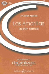 Las Amarillas / 3-PART TREBLE *  a cappella
