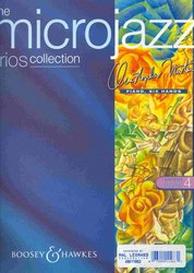 Boosey&Hawkes, Inc. MICROJAZZ TRIOS COLLECTION    one piano six hands