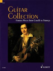 Guitar Collection - famous pieces from Carulli to Tarrega / kytara