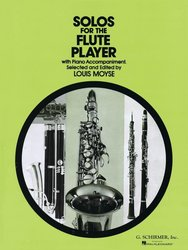 Solos for the Flute Player / přičná flétna + klavír