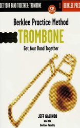 BERKLEE PRACTICE METHOD + CD / trombon (pozoun)