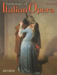 ANTHOLOGY OF ITALIAN OPERA - TENOR