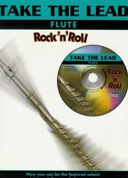 TAKE THE LEAD - ROCK´N´ROLL + CD   příčná flétna