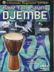 eNoty DJEMBE - HAVE FUN PLAYING - DVD