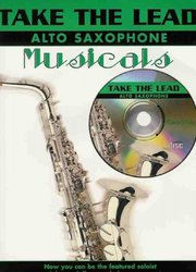 TAKE THE LEAD - MUSICALS + CD / altový saxofon