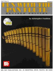 FUN WITH THE PAN FLUTE + Audio Online