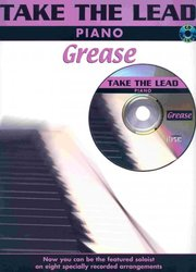 FABER MUSIC TAKE THE LEAD - GREASE + CD / piano