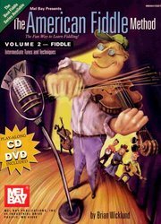 The American Fiddle Method 2 (Book+CD+DVD)