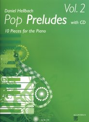 Pop Preludes 2 by Daniel Hellbach + CD
