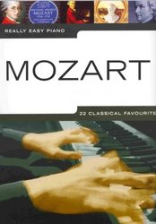 Really Easy Piano - MOZART (22 classical favourites)