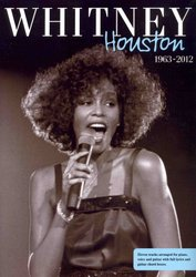 Whitney Houston 1963-2012 - klavír/zpěv/akordy