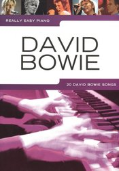 Really Easy Piano - DAVID BOWIE (20 songs)