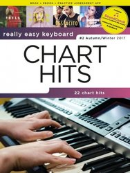 Really Easy Keyboard - CHART HITS (podzim-zima 2017)