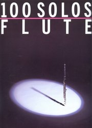 WISE PUBLICATIONS 100 SOLOS for FLUTE