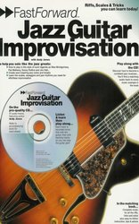 FAST FORWARD - JAZZ GUITAR IMPROVISATION + CD