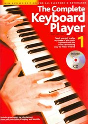 The Complete Keyboard Player 1 + CD