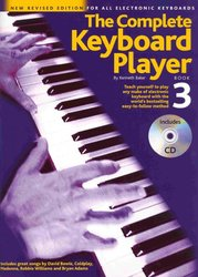 The Complete Keyboard Player 3 + CD