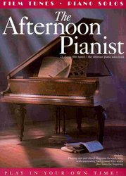 WISE PUBLICATIONS The Afternoon Pianist - 21 Classic Film Tunes