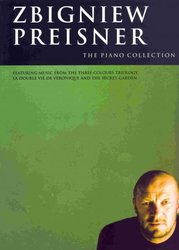 WISE PUBLICATIONS Zbigniew Preisner - The Piano Collection