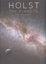 HOLST: THE PLANETS for solo piano