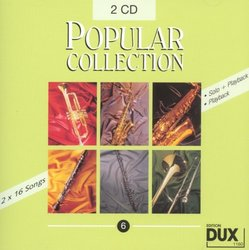 POPULAR COLLECTION 6 - 2x CD s doprovodem
