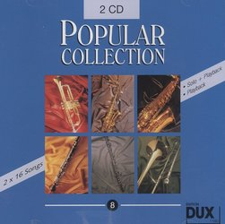 POPULAR COLLECTION 8 - 2x CD s doprovodem